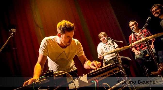 2014-02 KLARENCE VERTIGO  –  Motus Live Herblay (95)