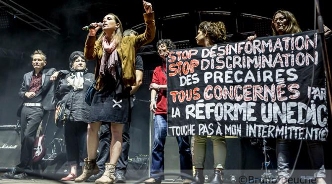 Live Report : Festival Soirs d'Eté – 7 Juillet 2014 – Place de la République (Paris)
