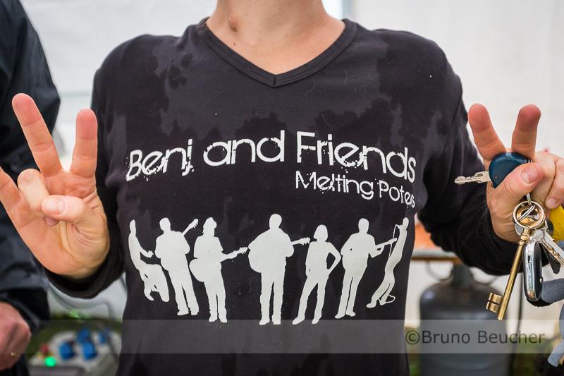 l'association Benj & Friends vous souhaite la bienvenue