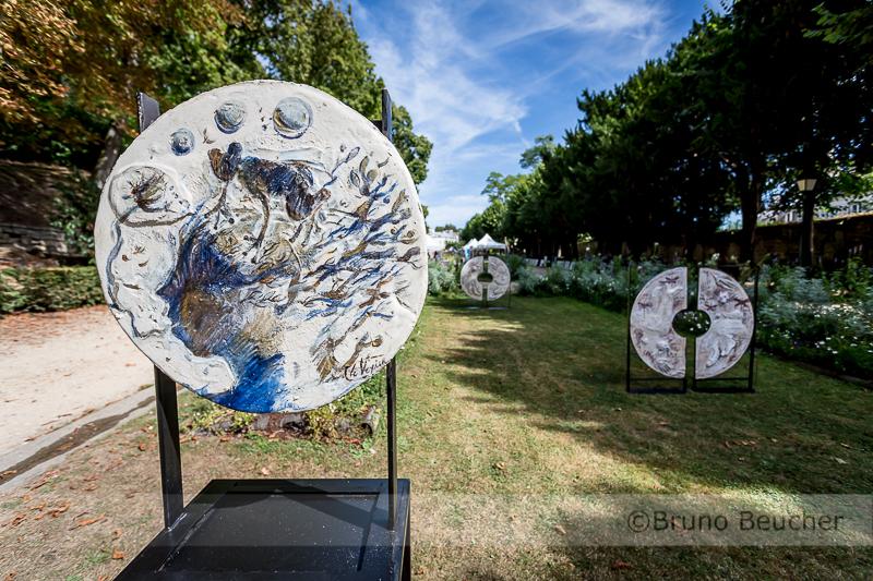 Sculptures de Marianne Le Vexier